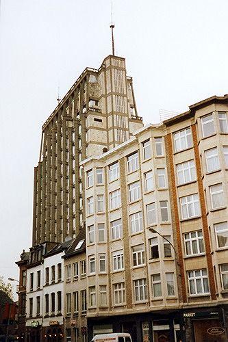 Politietoren, Antwerp, Belgium 1998 - Antwerp