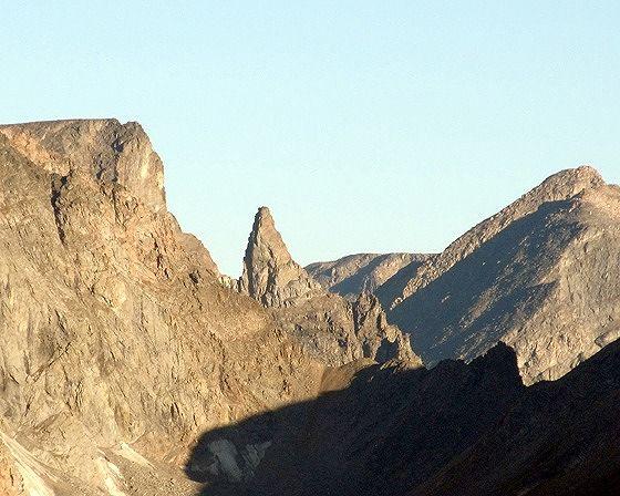 Beartooth Peak, Beartooth Highway, WY, US 2015 - Silver Gate