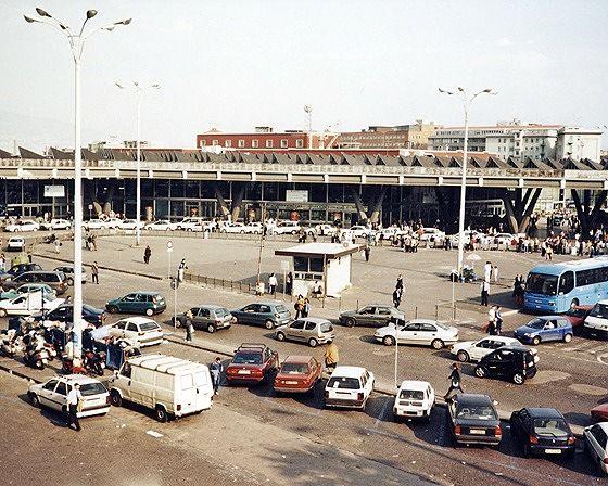 Piazza Garibaldi, Naples, Italy 2001 - Naples