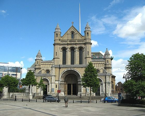 St Anne's Cathedral, Belfast, UK 2007 - Belfast