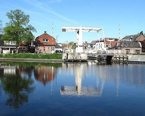 Rozenbrug, Woerden, Netherlands 2014 - Woerden