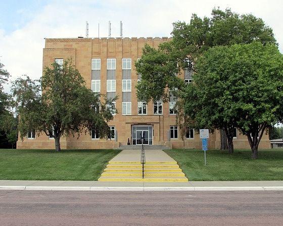 Courthouse, Mitchell, South Dakota, US 2015 - Mitchell