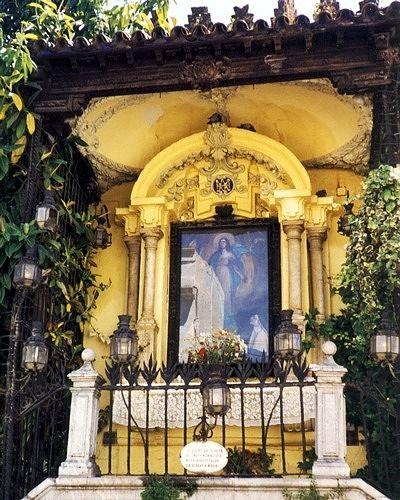 Virgen de los Faroles, Córdoba, España 1998 - Córdoba