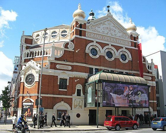 Grand Opera House, Belfast, UK 2007 - Belfast