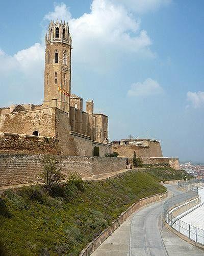 Catedral de la Seu Vella, Lleida, ES 2009 - Lleida