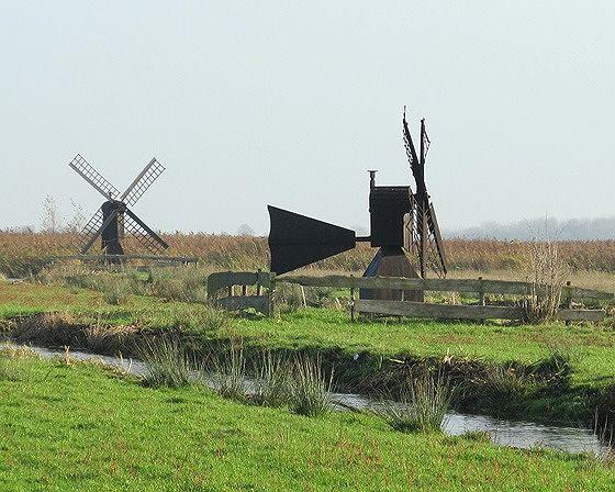 Zwarte Kalf & Kaatmolen, Zaanse Schans NL 2012 - Zaanse Schans