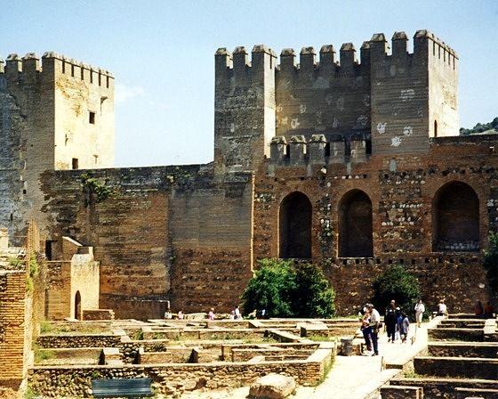 Torre de Armas, Granada, Spain 1998 - Granada