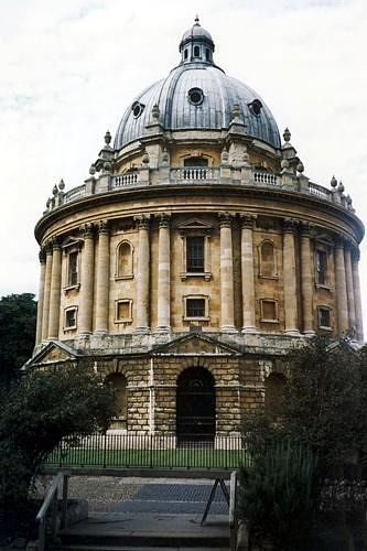 Radcliffe Camera, Oxford, UK 1997 - Oxford