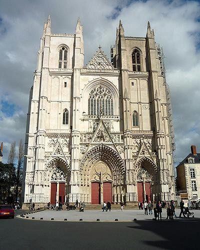 Cathedrale, Nantes, France 2010 - Nantes