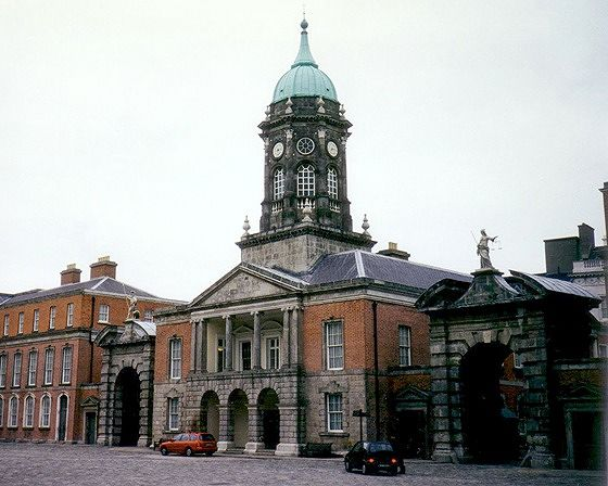 Bedford Tower, Dublin, Ireland 1997 - Dublin