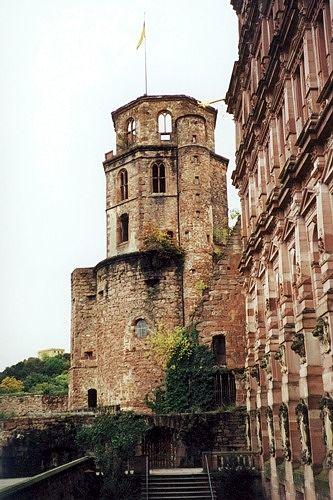 Glockenturm, Heidelberg, Germany 2000 - Heidelberg