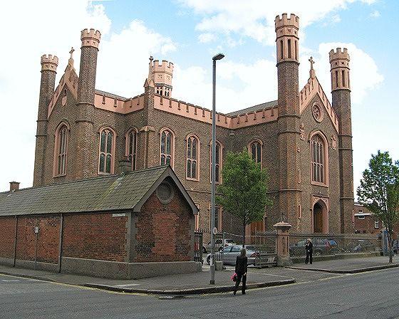 St Malachy's Church, Belfast, UK 2007 - Belfast