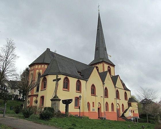 Pfarrkirche St. Martin, Linz, Germany 2016 - Linz am Rhein