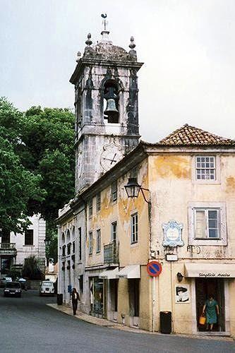 Torre do Relogio, Sintra, Portugal 1998 - Sintra