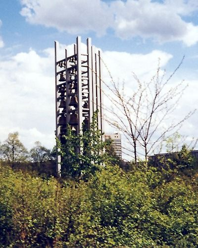 Glockenspiel, Potsdam, Germany 1999 - Potsdam