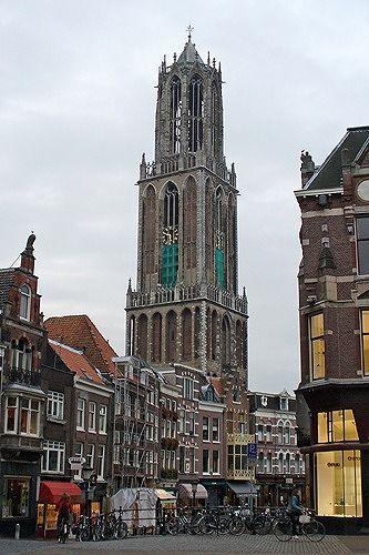 Domtoren, Utrecht, Netherlands 2006 - Utrecht