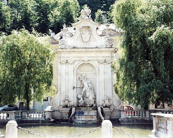 Kapitelschwemme, Salzburg, Austria 2000 - Salzburg