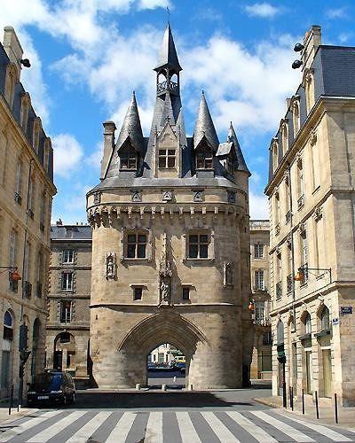 Porte Cailhau / Porte du Palais, Bordeaux, FR 2006 - Bordeaux