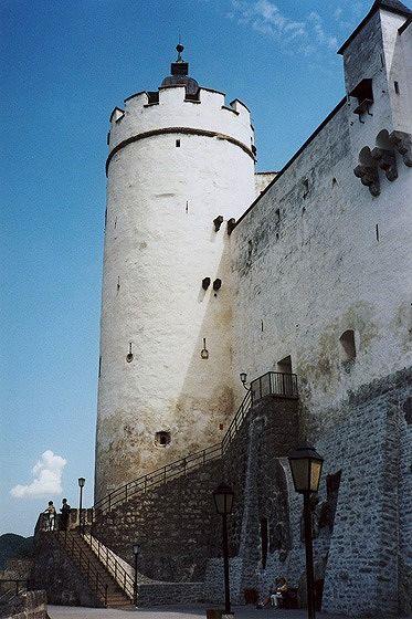 Hasenturm, Salzburg, Austria 2000 - Salzburg