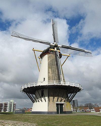 Oranjemolen, Vlissingen, NL 2016 - Vlissingen
