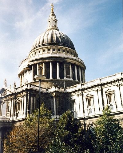 St Paul's Cathedral, London, UK 1997 - London