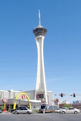 Stratosphere, Las Vegas, Nevada, US 2015 - Las Vegas