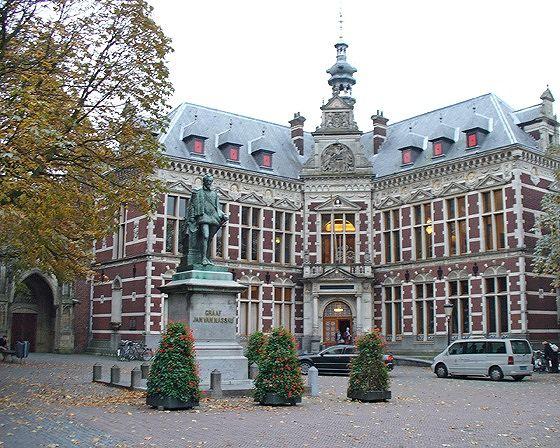 Academiegebouw, Utrecht, Netherlands 2006 - Utrecht