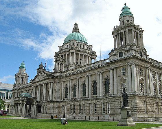 City Hall, Belfast, UK 2007 - Belfast