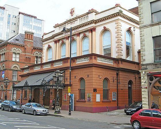Ulster Hall, Belfast, UK 2007 - Belfast