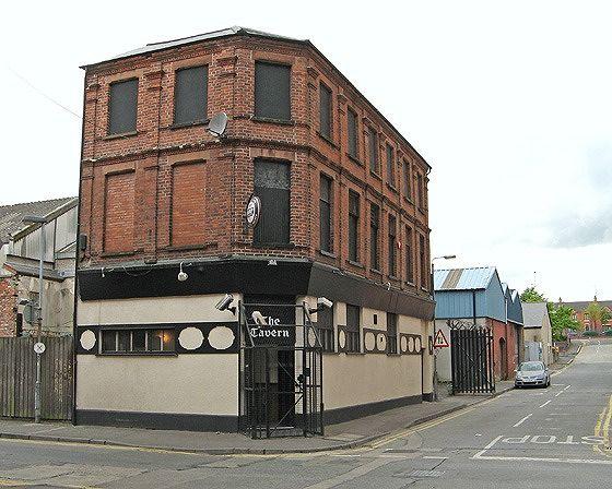 The Tavern, Belfast, UK 2007 - Belfast