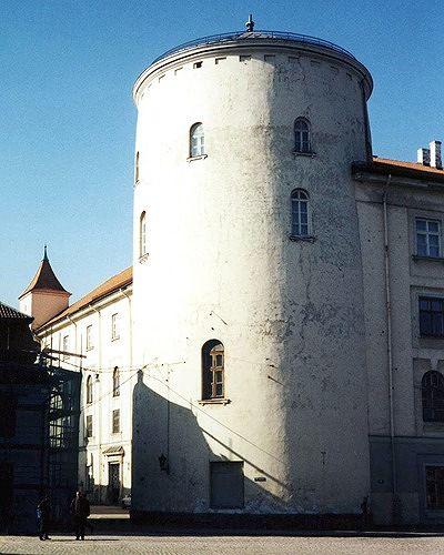 Lead Tower, Riga, Latvia 2000 - Riga