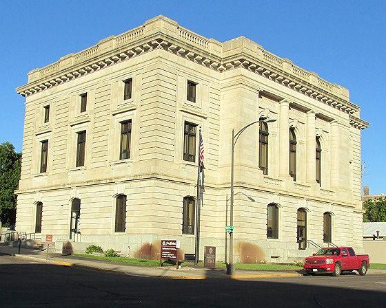 Post Office, Pierre, South Dakota, US 2015 - Pierre