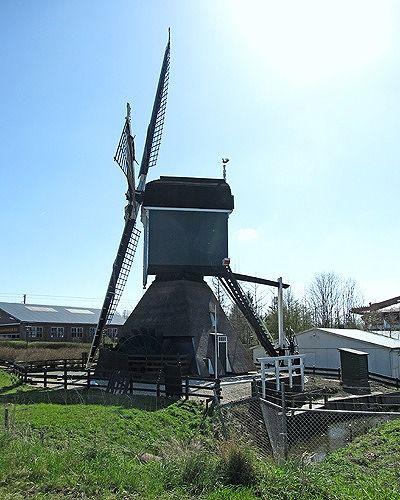 Kortrijkse Molen, Breukelen, Netherlands 2013 - Breukelen