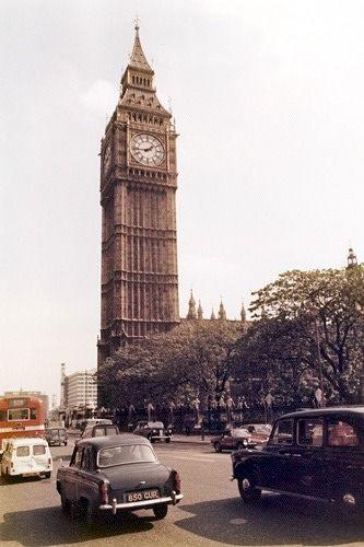 Parliament, London, UK 1974 - London