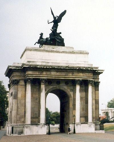 Wellington Arch, London, UK 1997 - London
