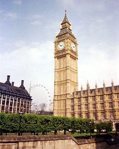 Parliament, London, UK 2003 - London