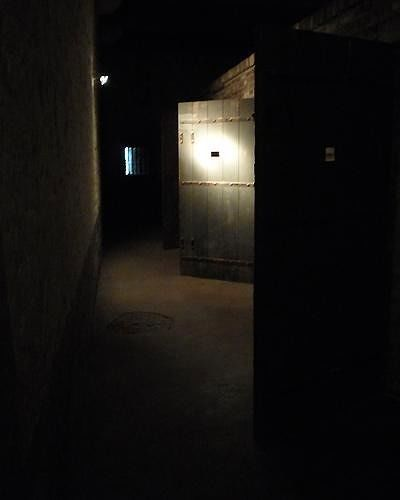 Citadel Interrogation Room, Huy, Belgium 2010 - Huy