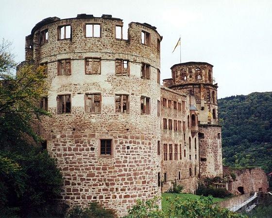 Krautturm, Heidelberg, Germany 2000 - Heidelberg