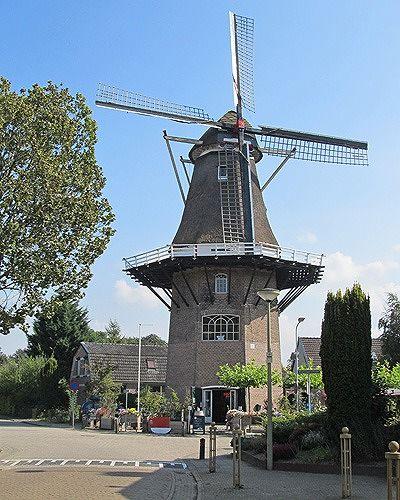 Daams Molen, Vaassen, Netherlands 2016 - Vaassen