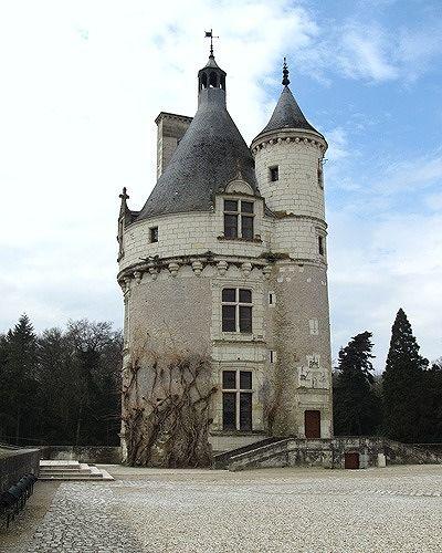 Tour des Marques, Chenonceau, France 2015 - Chenonceau