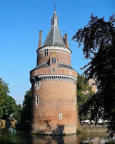 Bourgondische Toren, Wijk Bij Duurstede, NL 2005 - Wijk bij Duurstede