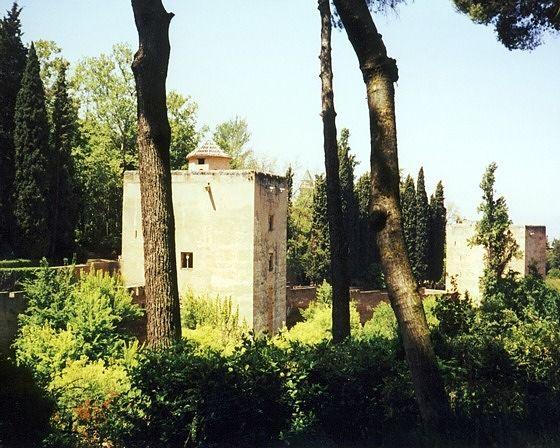 Torre de las Infantas, Granada, Spain 1998 - Granada