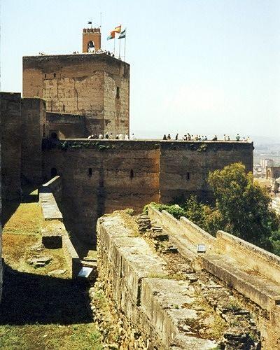 Torre de la Vela, Granada, Spain 1998 - Granada