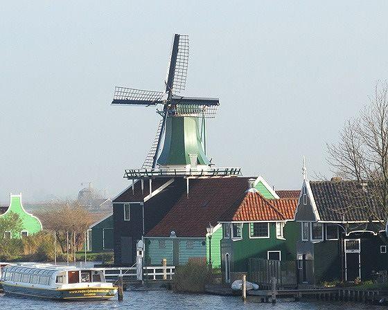 De Huisman, Zaanse Schans Netherlands 2012 - Zaanse Schans