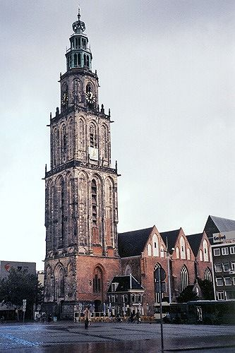 Martinitoren, Groningen, Netherlands 2004 - Groningen