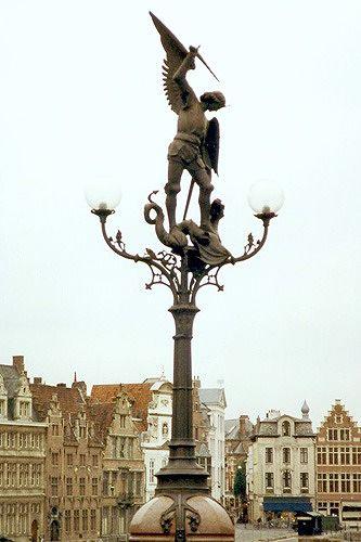 Sint Michielsbrug, Gent, Belgium 1998 - Gent
