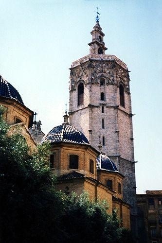 El Miguelete, Valencia, Spain 1998 - Valencia
