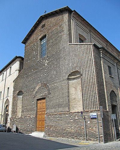 Chiesa San Francesco Saverio, Rimini, Italy 2012 - Rimini