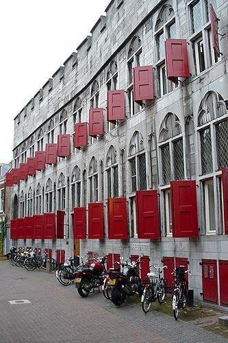 Huis Zoudenbalch, Utrecht, Netherlands 2006 - Utrecht