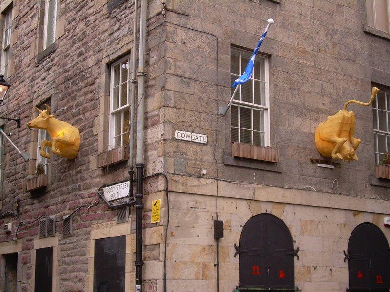 Cowgate : Edinburgh